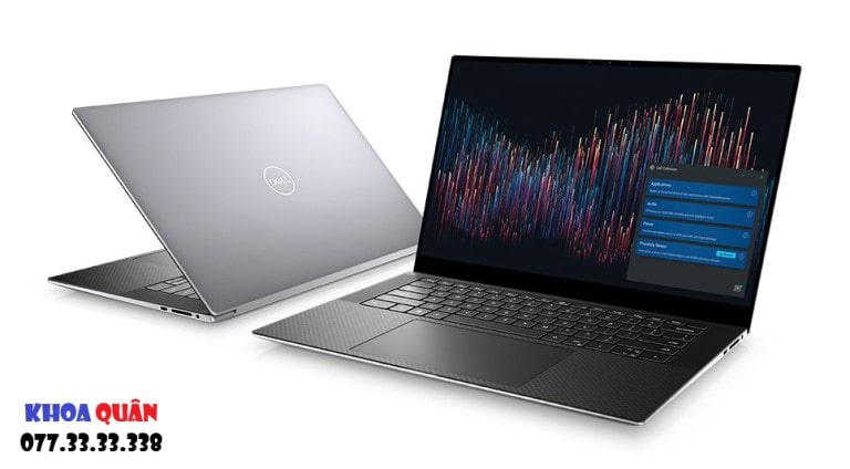 Laptop Dell Precision 5550 15 Inch Cao Cấp Giá Tốt Mới 100%