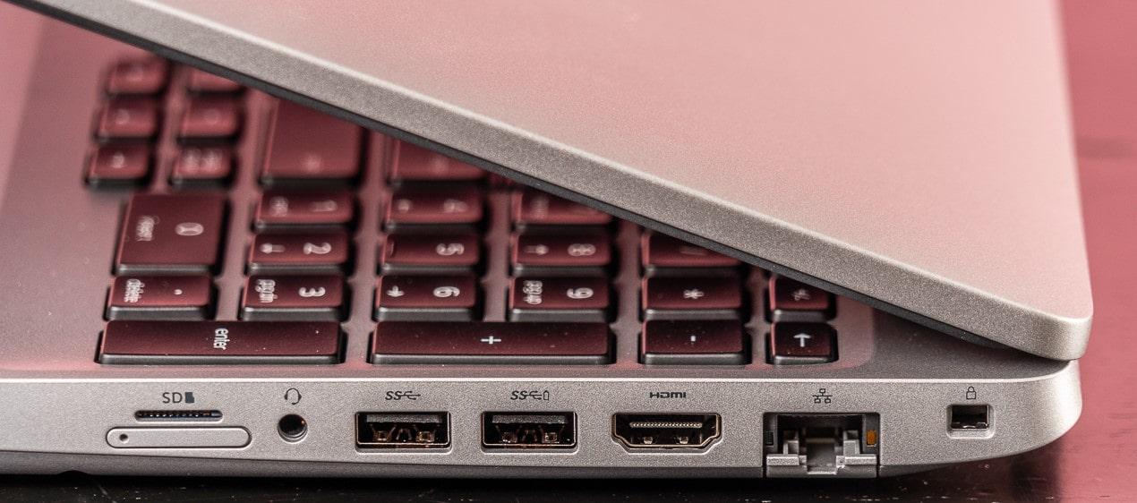 Dell Precision 15 inch 3551- một thiết kế tương đối di động