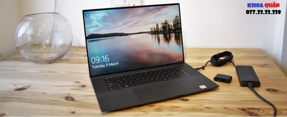 Khoa Quân - chuyên cung cấp laptop Dell Precision 5750 chính hãng giá tốt tại TP HCM