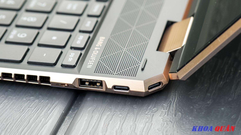 Một phiên bản máy tính 2 in 1 Spectre x360 15 inch mỏng và nhỏ nhất
