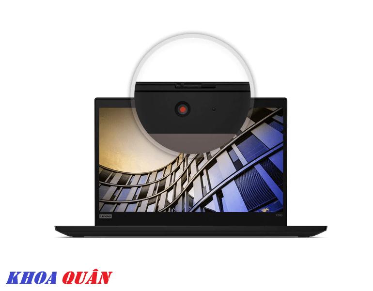 Laptop Lenovo X390 được trang bị nhiều tính năng bảo mật