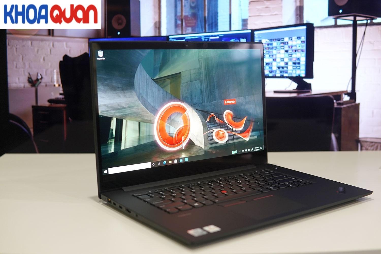 P1 Gen 3 thiết kế quen thuộc thương hiệu ThinkPad