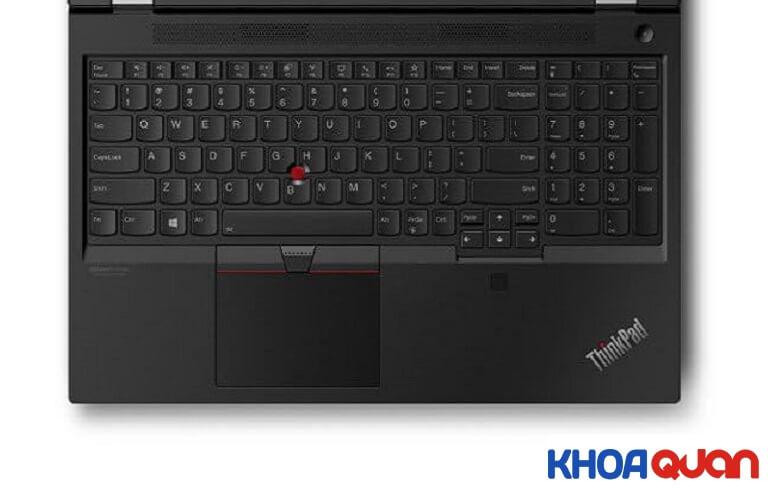 Bàn phím và touchpad Lenovo ThinkPad P15