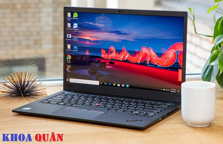 Lenovo Thinkpad X1 Carbon Gen 7 Cao Cấp Cấu Hình Cực Mạnh