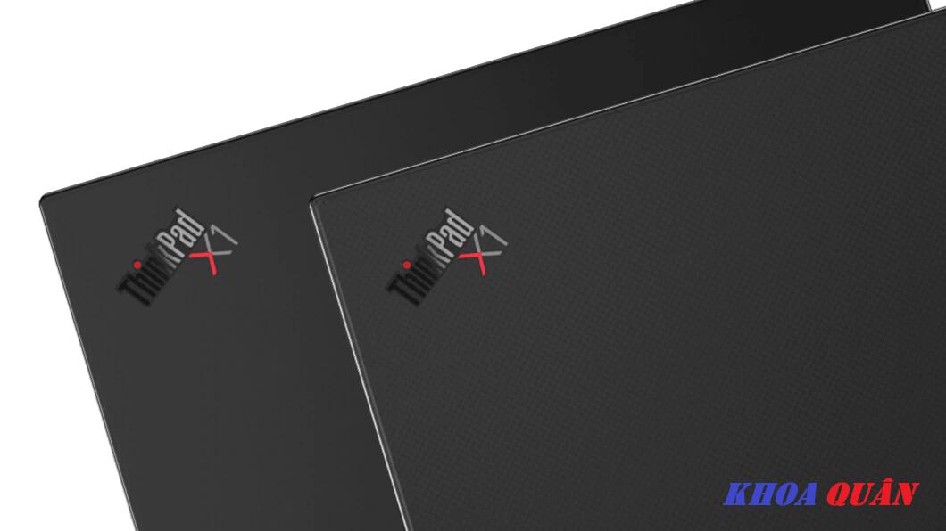 X1 Carbon thế hệ thứ 7 thiết kế kích thước đáng ngưỡng mộ