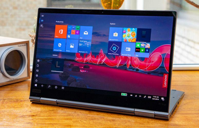 Thinkpad X1 Yoga Gen 4 thiết kế khiến bạn chú ý đến từng chi tiết