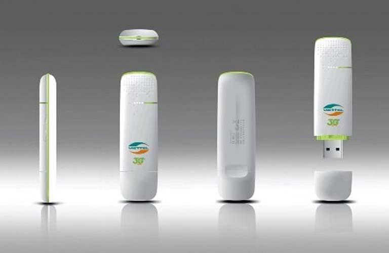 Thay thế chiếc Dcom 3G mới của bạn bằng một chiếc khác mới hơn