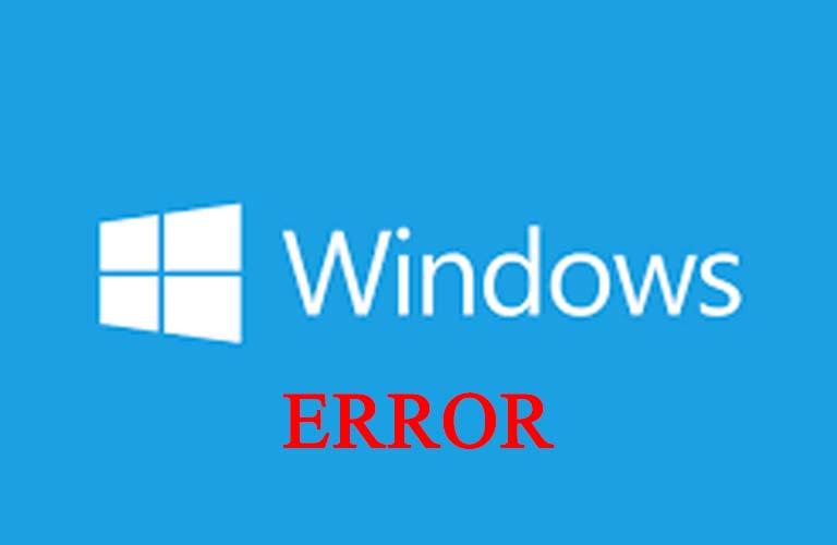 Hệ điều hành Windows bị lỗi không thể sử dụng và màn hình bị đen