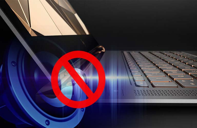 Có nhiều nguyên nhân có thể gây ra lỗi loa laptop làm bạn phải đau đầu