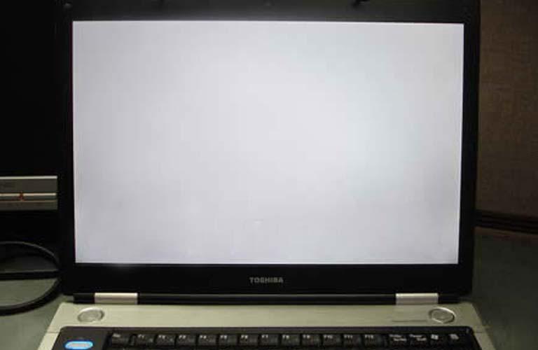 Tác hại của lỗi màn hình trắng laptop có thể làm bạn khó chịu
