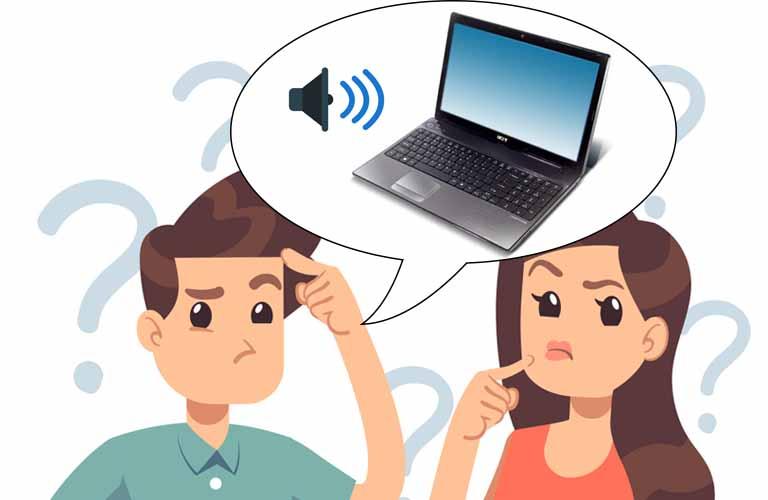 Laptop xách tay của bạn phát ra những âm thanh kỳ lạ khi khởi động hoặc tắt máy