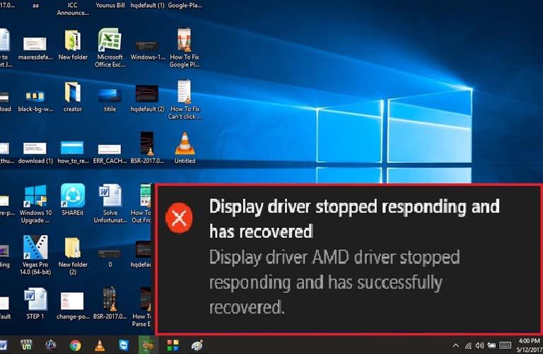 Bạn cần trước tiên tìm hiểu xem lý do mà laptop lại vướng phải lỗi rồi mới đi xử lý