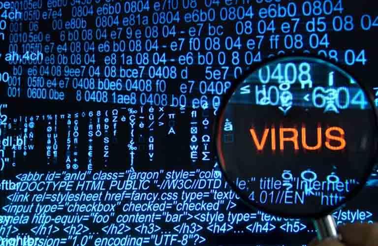 Sửa lỗi bàn phím laptop bị khóa bằng cách cài đặt phần mềm diệt virus