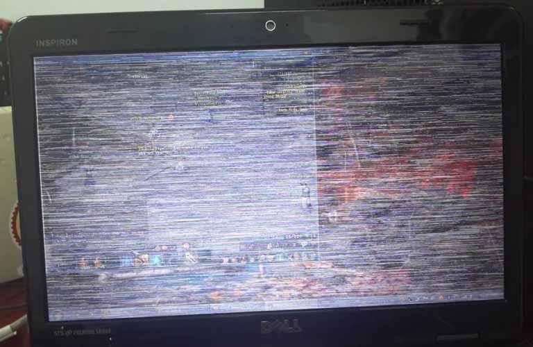 Khắc Phục Lỗi Màn Hình Laptop Nhấp Nháy Chớp Tắt Liên Tục