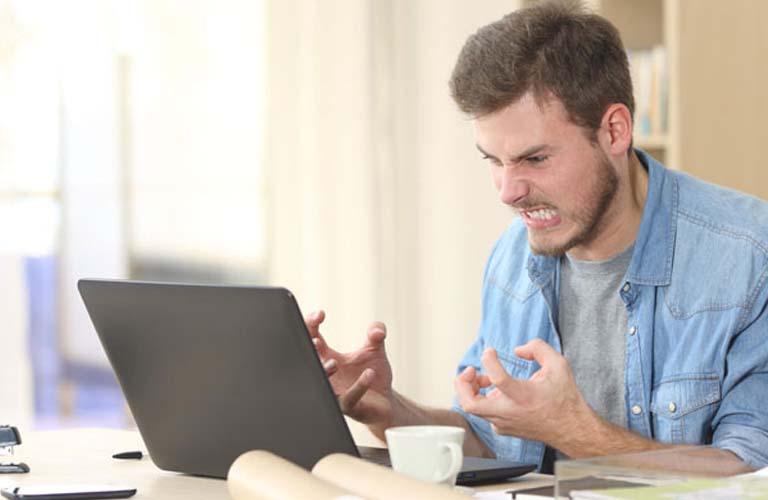 Việc xác định đúng đâu là nguyên nhân gây ra lỗi Proxy trên laptop của bạn sẽ khiến bạn khó chịu
