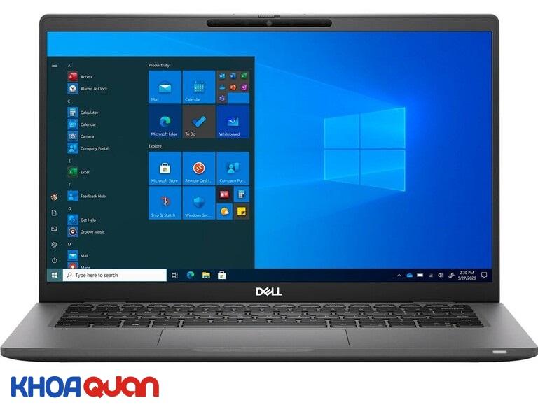 Laptop Dell Latitude 7420 2 in 1 trang bị nhiều tính năng thông minh giúp người dùng có nhiều trải nghiệm tuyệt vời