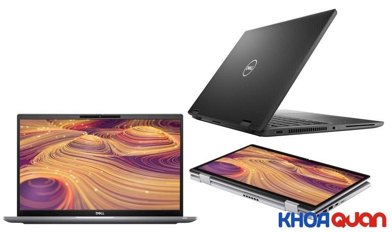Laptop Dell Latitude 7420 màn hình full HD, phân giải hình ảnh sắc nét